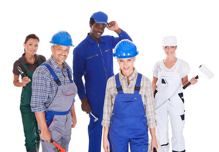 Prenájom pracovného oblečenia